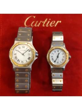 Impressie Cartier Santos
